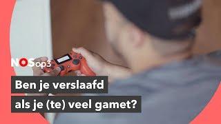 Waarom het zo lastig is om gamers 'verslaafd' te noemen | NOS op 3