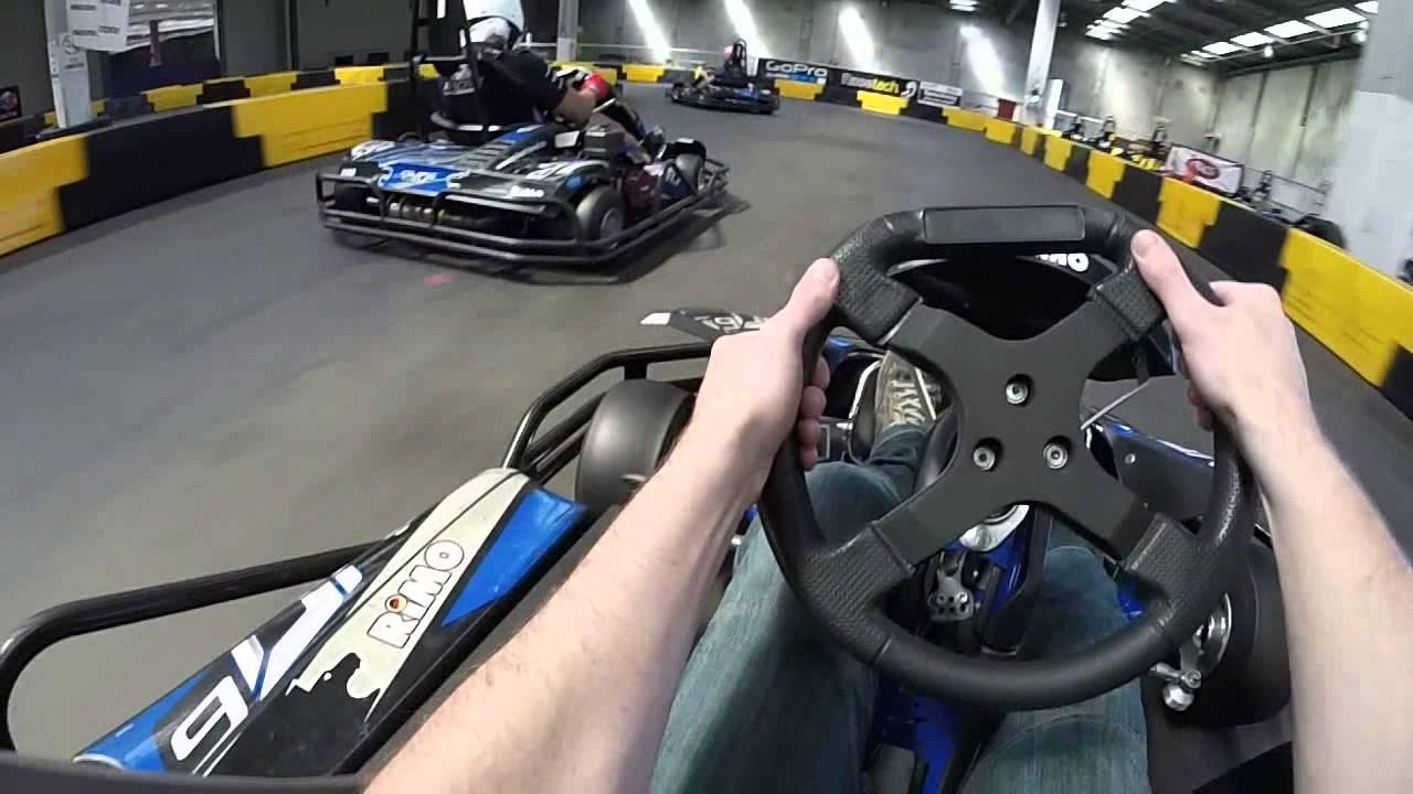 Go karting lower hutt
