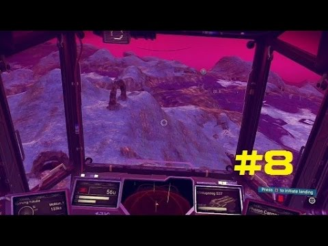 The Frozen Surface (#8) - NO MAN'S SKY PLAYSTATION 4