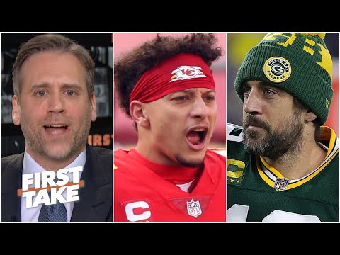 Aaron Rodgers will reclaim the crown if he beats Patrick Mahomes in the Super Bowl - Max |First Take