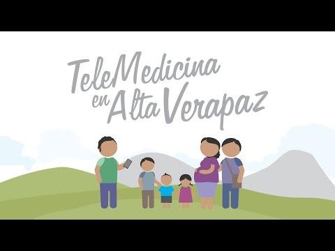 Tele-Medicina en Alta Verapaz - KAWOK