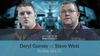 Daryl Gurney vs Steve West | BetVictor World Matchplay Preview Show | Darts 🎯