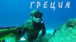 Чем интересна подводная Греция Недельный Тур на Яхте
