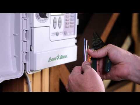 Rain Bird SST Smart Sprinkler Timer - Installation