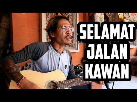 SELAMAT JALAN KAWAN - TIPE X || Versi Akustik (Cover)