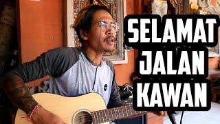 Download SELAMAT JALAN KAWAN - TIPE X || Versi Akustik (Cover)