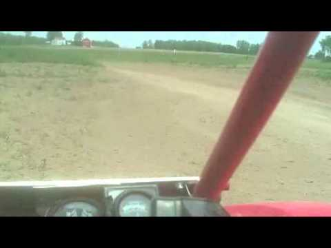 practicing with Bugpac at I-96 Speedway's off road track 05-29-08