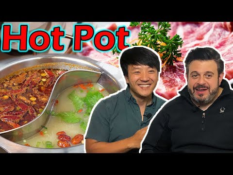 SPICY HOTPOT with ADAM RICHMAN