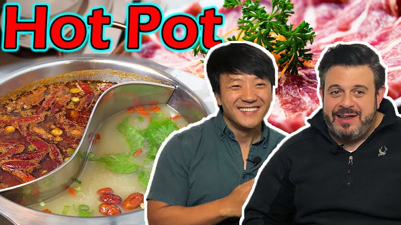 Download SPICY HOTPOT with ADAM RICHMAN