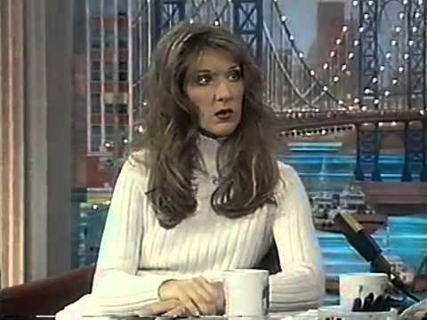 Celine Dion - The Rosie O'Donnell Show (1998)
