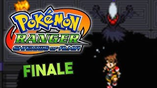 Pokemon Ranger Shadows of Almia ENDING DARKRAI BOSS Gameplay Walkthrough