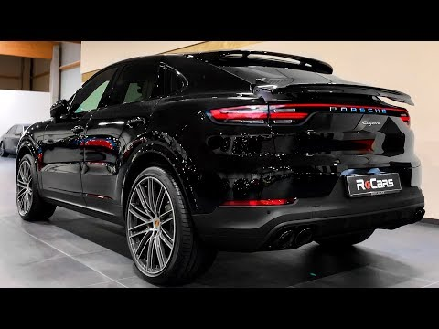 Porsche Cayenne Coupe (2020) - Interior And Exterior Details