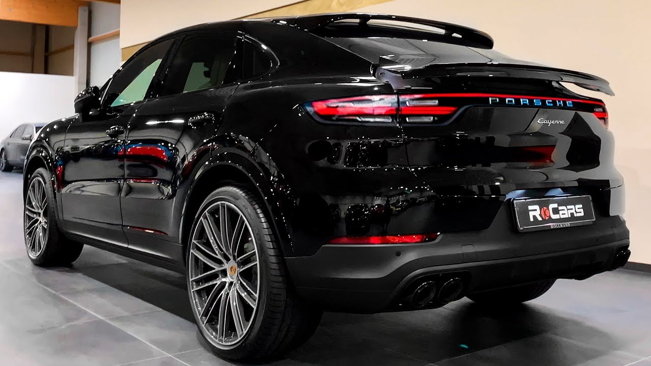 Porsche Cayenne Coupe (2020) , Interior and Exterior Details