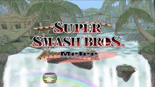 Super Smash Bros. Melee - DK Rap [Donkey Kong 64]
