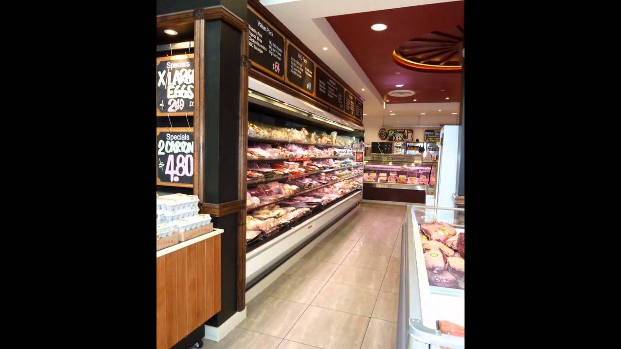 Modern Interior Design Food Strategy Andrew S Meats Mt Ommaney Butcher Design