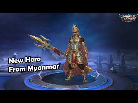 Upcoming New Hero From Myanmar | Mobile Legends