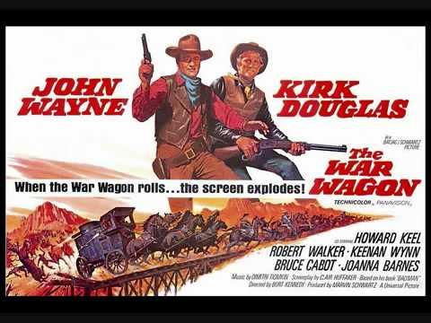 Die Gewaltigen (The War Wagon) - Titellied gesungen von Ed Ames Mp3