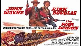 Die Gewaltigen (The War Wagon) - Titellied gesungen von Ed Ames