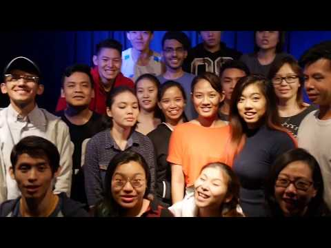 FAME the musical - Kuala Lumpur Cast 2017