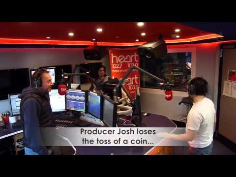 Producer Josh is banned from social media