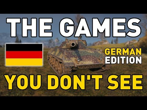 The Games You Don't See! *German Edition*