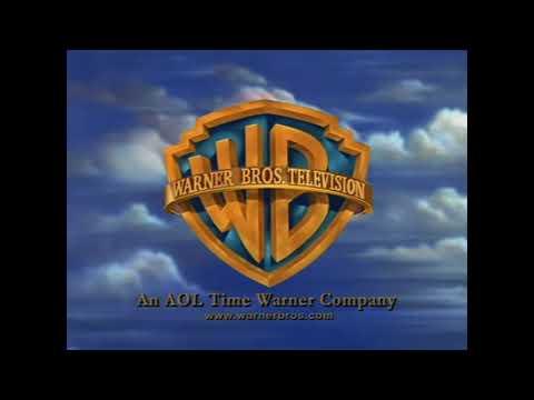 Warner Bros Television Logo Collection - AOL Time Warner Era (2001-2003) Low Tone