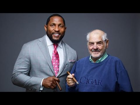 3ec01d99a One Play to Domination  The Ray Lewis Interview with Marvin R. Shanken