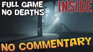 INSIDE - Full Game Walkthrough ★All Secrets + Secret Ending ★  【NO Commentary】-【60FPS】