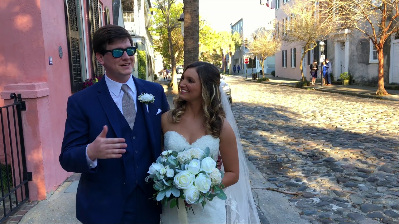 Classical Guitar for Weddings in Charleston - NEWLYWED REVIEW!