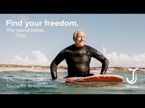 The Surfing Grandpa - Find Your Freedom in Jersey #theislandbreak