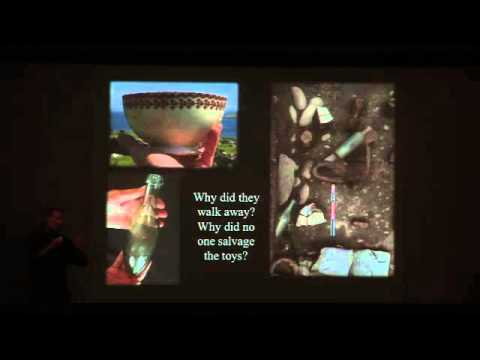 Saturday Scholar Series: Archaeological Insights into Irish-America - Ian Kuijt