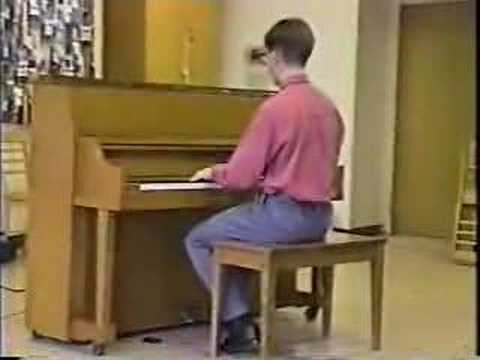 1994 Piano Recital, 1812 Overture