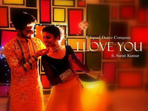 I LOVE YOU | Bollywood Kathak | Anil Kapoor | Sridevi | Mr. India