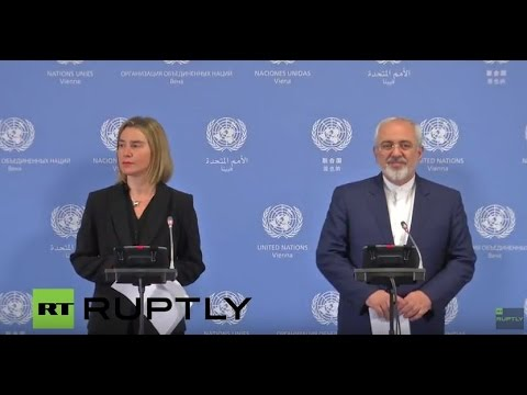 LIVE: Political leaders issue statement on Iran nuclear deal