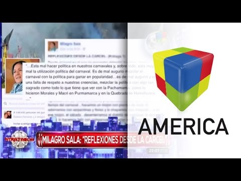 Milagro Sala rechazó tener vínculos con el narcotráfico