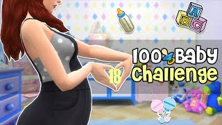 The Sims 4: 100 Baby Challenge -(Part 18) Wedding & Lag WTF