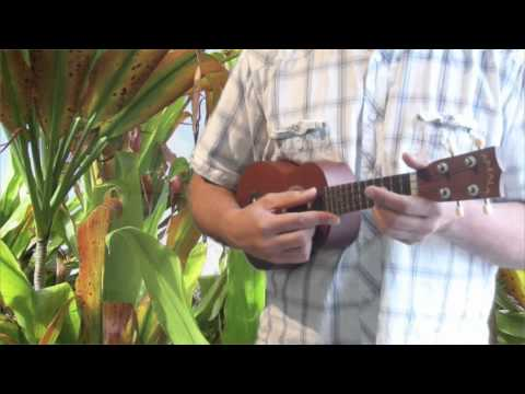 Ukulelevis: Strumming, Island groove from Hawaii