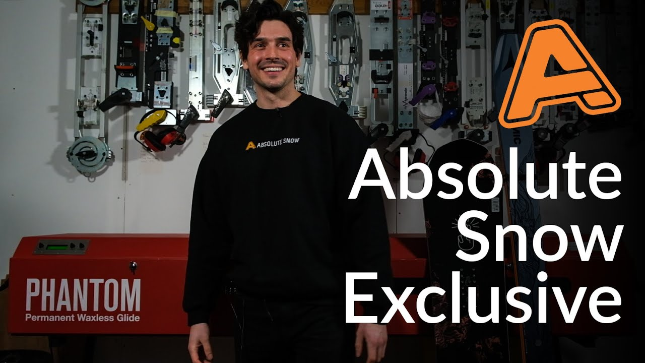 DPS Phantom 2.0 Permanent Waxless Glide Treatment   Video Guide   Exclusive Service at Absolute-Snow