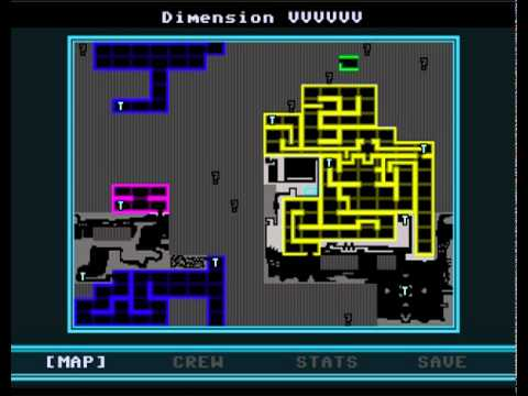 Let's Play VVVVVV 02 - Filling Out the Map