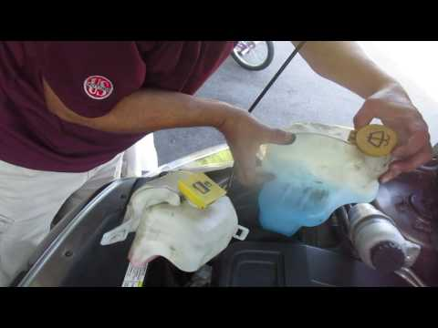 How To Install Change Headlight And Bulb 2007 12 Dodge