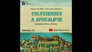 Escola Bíblica - 15/11/2020 | Tiago