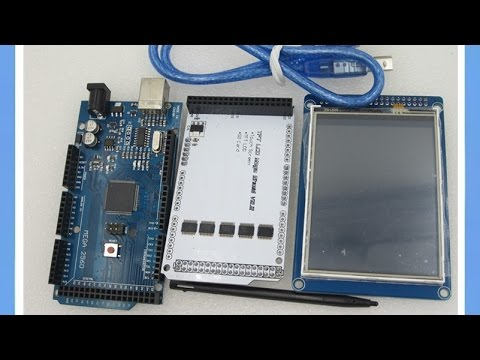 Arduino Mega 2560 R3. Комплект 3 в 1