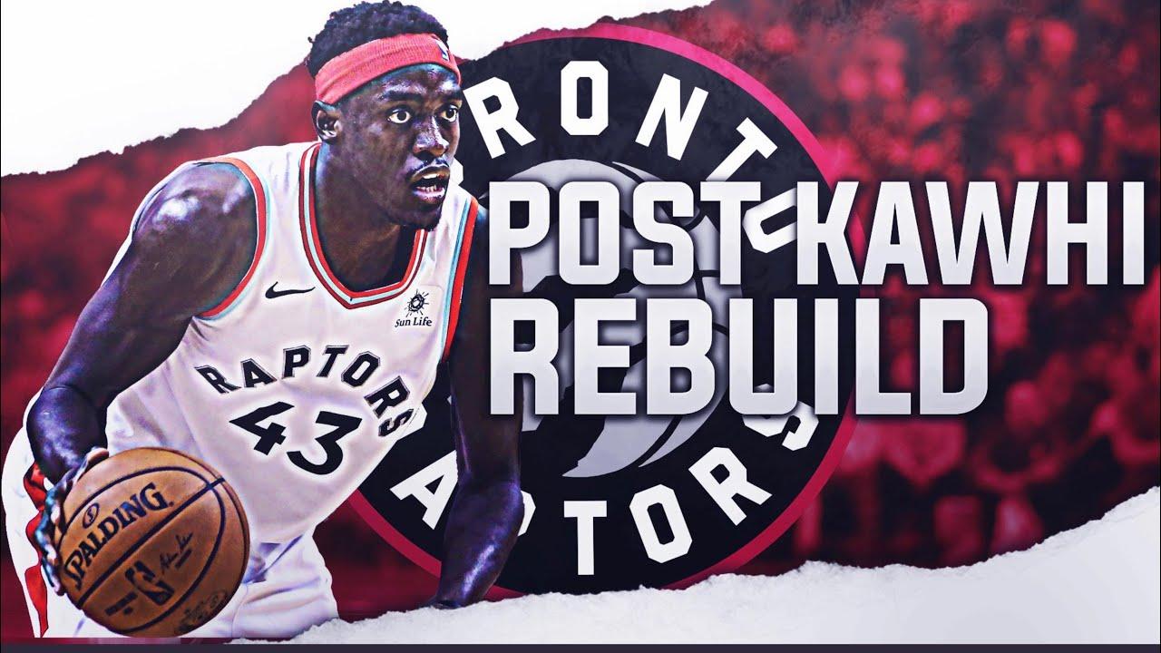 70cd12e44 POST KAWHI LEONARD RAPTORS REBUILD! NBA 2K19 - YouTube