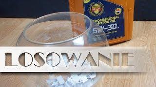 Losowanie nagrody - Luki-Oils 5W30 C4 4L