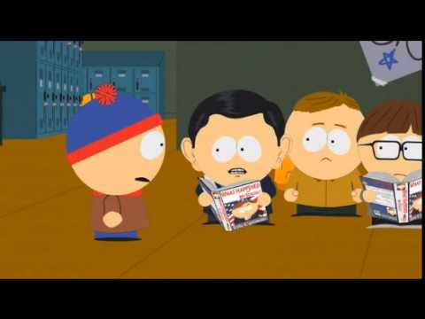 I'm Casey Miller - South Park