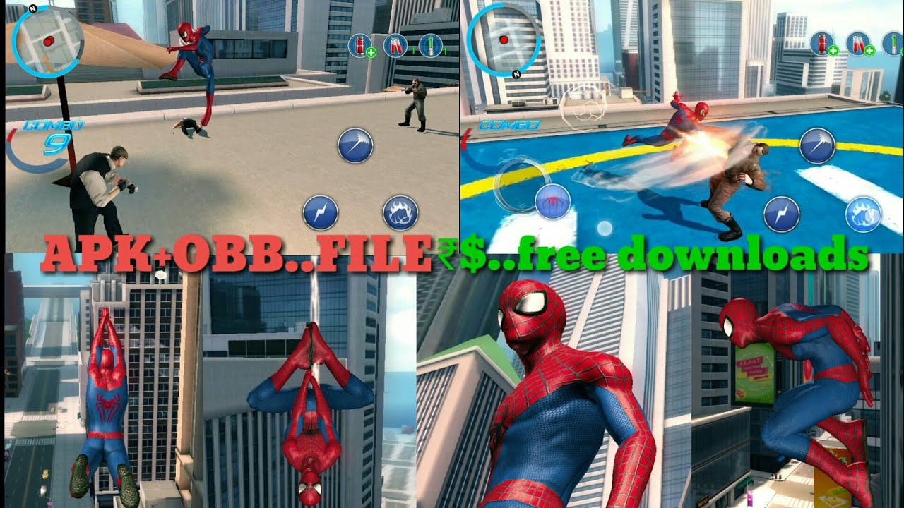 How to download The Amazing Spider Man 2 from Android game