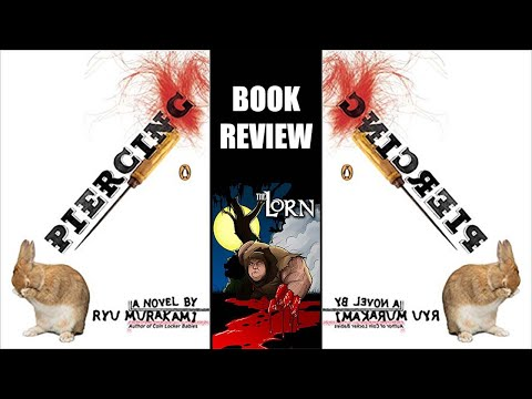 PIERCING, by Ryu Murakami - Book Review
