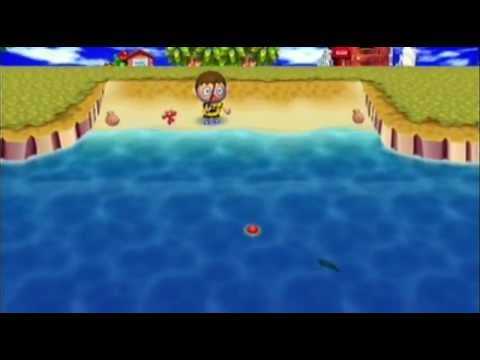 animal crossing fish guide city folk