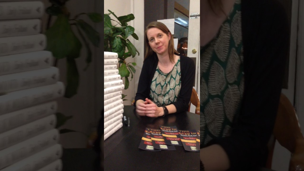 This Just In Exclusive Interview with Emily Fridlund - YouTube