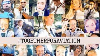 #Togetherforaviation